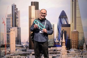 Bill Holenstein at HPE Discover 2015