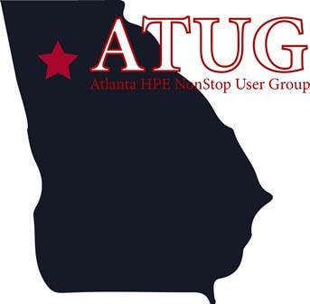 ATUG logo - Atlanta HPE NonStop User Group