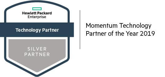 HPE Silver Partner logo