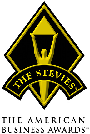 """Logo of """"The Stevies"""" - The American Business Awards"""