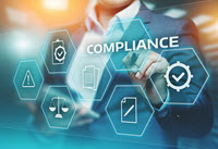Stock photo of compliance